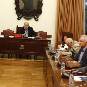 Αυτό είναι το νέο ΕΣΡ «Λευκός καπνός» βγήκε από την έκτη Διάσκεψη των Προέδρων, με τα κόμματα να συμφωνούν τελικώς στο πρόσωπο του Αθανάσιου Κουτρομάνου για τη θέση του προέδρου του ΕΣΡ μετά από μακρά περίοδο αντιπαράθεσης επί τουζητήματος.