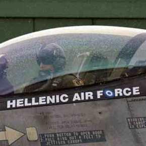 """Ποιος είναι ο πιλότος που είδε το """"χάρο με τα μάτια του"""" στη Σούδα με το φλεγόμενοF-16"""