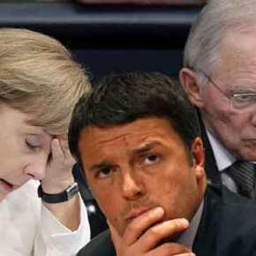 «Πνιγμένη» με 360 δισ. «κόκκινα» δάνεια η Ιταλία: Αν «σκάσει» έρχεται η διάλυση της Ευρωζώνης – Το δημοψήφισμα οπυροκροτητής;