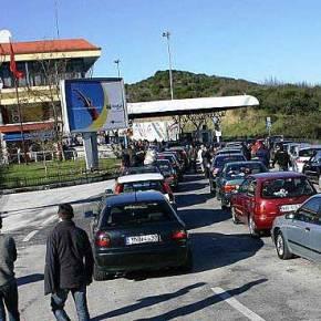 «Σφράγισε» η Κακαβιά… Με το σταγονόμετρο οι διελεύσεις Αλβανών προς τηνΕλλάδα!