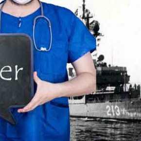"""""""Βόμβα"""" καρκίνου στον Ελληνικό Στόλο! Απόστρατοι του ΠΝ διεκδικούναποζημιώσεις!"""