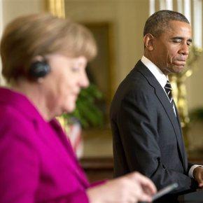 Βερολίνο: Νέα ψυχρολουσία στην Αθήνα για το χρέος Η παρέμβαση Ομπάμα για την ελάφρυνσή του δεν συγκινεί Μέρκελ καιΣόιμπλε