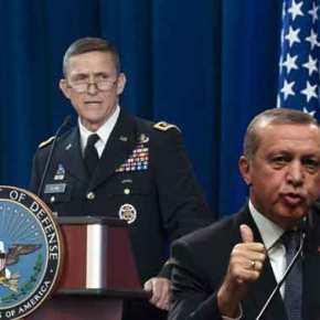 Μυστικές συναντήσεις συνεργατών του Ρ.Τ. Ερντογάν με τον Σύμβουλο Εθνικής Ασφαλείας του Ν.Τραμπ στρατηγό Μ.Φλίν – Στην Αθήνα κοιμούνται…