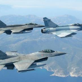 Πολεμική Αεροπορία: Τι θα γίνει με την αναβάθμιση των F-16 και των Mirage2000