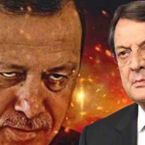 «Ναυαγούν» οι συζητήσεις για το Κυπριακό: Σχέδιο τύπου «Κριμαίας» θέλει ο Ρ.Τ.Ερντογάν: Τραβάει το σκοινί η Άγκυρα και απειλεί με προσάρτηση τωνκατεχομένων!