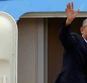 ΤΙ ΕΓΡΑΦΕ ΣΤΟ ΣΗΜΕΙΩΜΑ; Το «ραβασάκι» του Ομπάμα στον Αστέρα Βουλιαγμένης(ΦΩΤΟ)