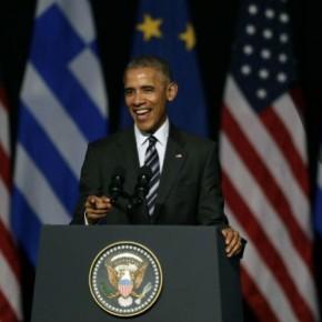 Ομπάμα: Εις το όνομα τηςΔημοκρατίας
