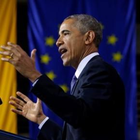 Με μήνυμα για ελάφρυνση χρέους και επαίνους για προσαρμογή ο Ομπάμα στηνΑθήνα