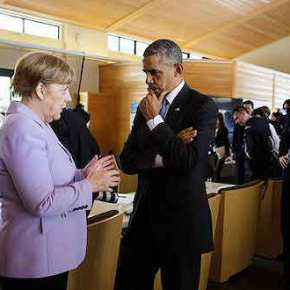 Ομπάμα και Μέρκελ είπαν πολλά αλλά τίποτα ακόμη για το ελληνικόχρέος