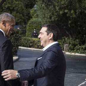 Πως είδαν οι Τούρκοι την επίσκεψη Ομπάμα στην Αθήνα χωρίς να ΄χει περάσει απόΆγκυρα
