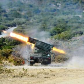 Άστραψε και βρόντηξε το Πυροβολικό στη Θράκη – ΕντυπωσιακέςΦΩΤΟ