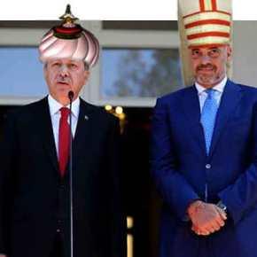 """""""Πόλεμος"""" ΥΠΕΞ με την Αλβανία το πιο συνεπές """"τσιράκι"""" τηςΤουρκίας"""