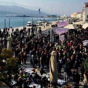 Κραυγή απόγνωσης από την Σάμο: «Σε λίγο οι πρόσφυγες και οι μετανάστες θα είναι περισσότεροι από τουςΕλληνες»