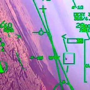 Τι βλέπει ένας πιλότος F-16 Block 52 plus μέσα από τη κάσκα του; Η απάντηση μεφωτογραφίες
