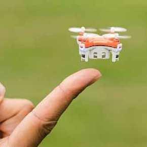 """Αμυντική Βιομηχανία: Στην Τουρκία πάνε για το UAV παλάμης κι εδώ για """"παράσημο ανοιχτήςπαλάμης"""""""