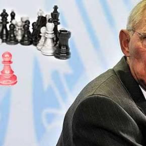"""Ο Σόϊμπλε μόνος εναντίον όλων """"παίζει"""" με τη διάλυση της ΕΕ και μας πάει γιαεκλογές!"""