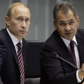 Ρώσος υπουργός Αμυνας: «Τα όπλα μας από την Συρία φτάνουν μέχρι την Κύπρο»! – Ρωσική ένοπλη «εγγύηση» στηνΛευκωσία