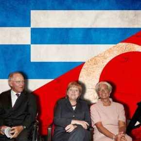 Η Ελλάδα υπό θανάσιμη απειλή από την Τουρκία και οι ΕΔ από τουςδανειστές!