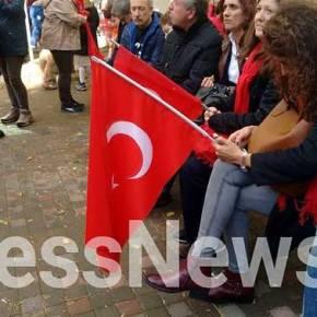 Toυρκική «απόβαση» στην Θεσσαλονίκη για να τιμήσουν τον σφαγέα του Ελληνισμού Κεμάλ Ατατούρκ(εικόνες)