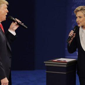 Εκκίνηση της κούρσας Εκλογές ΗΠΑ: Ώρα μηδέν για το ντέρμπιΧίλαρι-Τραμπ