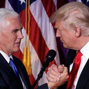 Με περίπου τριάντα αρχηγούς κρατών συνομίλησε ο Τραμπ μετά την επικράτησήτου
