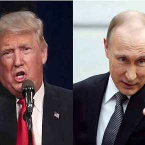 Καλοσώρισμα από Β.Πούτιν στο νέο Αμερικανό Πρόεδρο: «Πάμε για σύντομη αποκατάσταση των αμερικανορωσικών σχέσεων»(upd)