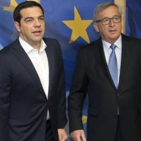Σε θερμό κλίμα συνομιλία Τσίπρα – Γιούνκερ εν όψειEurogroup