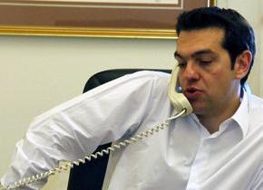 Ο Τσίπρας πήρε τον Ερντογάντηλέφωνο