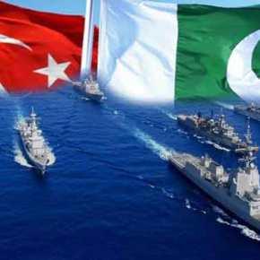 Απλώνεται ο τουρκικός Στόλος στο Αιγαίο: Μέχρι και… Πακιστανούς φέρνουν σε μια κολοσσιαία άσκηση 10 ημερών(βίντεο)