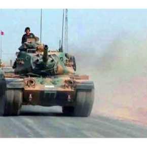 Βίντεο: Μεγάλες ενισχύσεις στέλνει ο τουρκικός Στρατός στη Συρία μετά την ήττα στην αλΜπαμπ