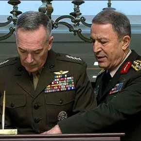 Γιατί πήγε ξαφνικά στην Άγκυρα ο Αμερικανός Αρχηγός! Τι συμφώνησε με τουςΤούρκους