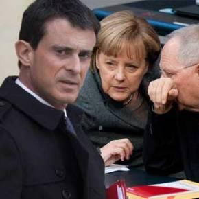 Ε.Βαλς: «Η Ευρώπη θα διαλυθεί αν δεν αλλάξει το Βερολίνομυαλά»