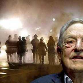 Ίδρυμα του Τ.Σόρος χρηματοδοτεί διαδηλώσεις και ταραχές κατά του Ν.Τραμπ στις αμερικανικές πόλεις(βίντεο)