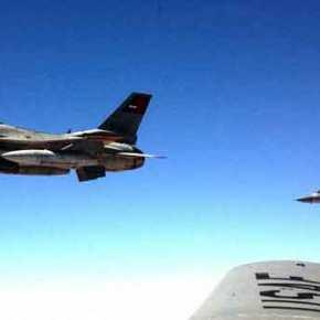 Αιγυπτιακά μαχητικά προσγειώθηκαν στην Συρία – Ανοικτή πολεμική εμπλοκή τηςΑιγύπτου