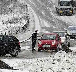 ΣΦΟΔΡΗ ΕΠΙΔΕΙΝΩΣΗ ΤΟΥ ΚΑΙΡΟΥ: Ερχονται χιόνια και ψύχος – Εκτακτο δελτίο τηςΕΜΥ