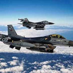 ΕΚΤΑΚΤΟ: Καταρρίφθηκε το τουρκικό F-16 στο Ντιγιαρμπακίρ;(upd)