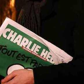 ΞΕΧΕΙΛΙΖΕΙ Η ΟΡΓΗ ΤΩΝ ΡΩΣΩΝ! Για τα σκίτσα του CharlieHebdo