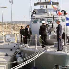 To ΠΝ της Κύπρου αποκτά Σκάφος ανοιχτής θαλάσσης…Τουρκικά μαχητικά στο FIRΛευκωσίας!