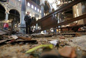 Συλλυπητήρια από τους Έλληνες της Αιγύπτου για τη βομβιστική επίθεση «Η τρομοκρατία δεν θα τακαταφέρει»