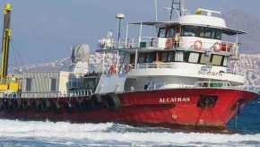 Εξονυχιστικός έλεγχος στο Τουρκικό πλοίο που προσάραξε στην Κω. AΝΑΝΕΩΣΗ.Ουδέν πρόβλημα με τοφορτίο.
