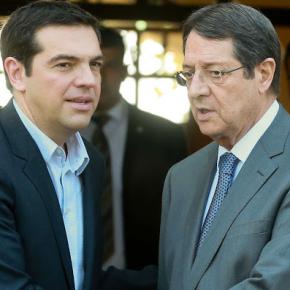 Ανεπαρκείς, ενδοτικοί και δοσίλογοι ηγετίσκοι…. Ο αλκοολικός Αναστασιάδης πάει στην Αθήνα για να πείσει τον αχάπαρονΤσίπρα
