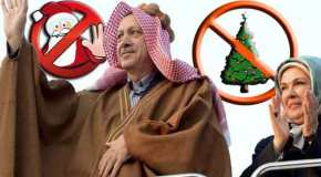 Ο Ερντογάν απαγόρευσε τα Χριστούγεννα! Απίστευτη απόφαση που αφορά γερμανικόσχολείο!