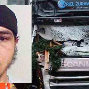 Τεράστιο ανθρωποκυνηγητό σε όλη τη Γερμανία για να πιάσουν τον δολοφόνο τουΒερολίνου