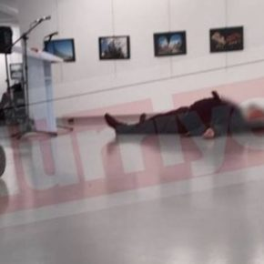 Βγήκε η νεκροψία του Ρώσου πρέσβη – Με ΝΑΤΟϊκό όπλο τον σκότωσε οΤούρκος