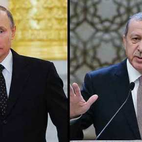 Ο Πούτιν αδειάζει τον Ερντογάν: «Δεν ξέρουμε ποιός είναι πίσω από τον δολοφόνο» -Η Αλ Νούσρα ανέλαβε την ευθύνη για τη δολοφονία του Ρώσουπρεσβευτή