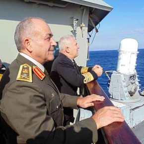 Παρουσία Αρχηγών των Ε.Δ Αιγύπτου -Ελλάδας η Τελική φάση της «MΕΔΟΥΣΑΣ3/2016»