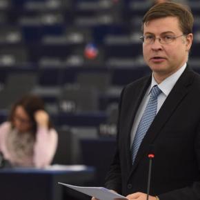 Ντομπρόβσκις: «Οι παροχές περιέπλεξαν ταπράγματα»