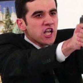 """""""Φρουρός"""" του Ερντογάν ο Τούρκος αστυνομικός που σκότωσε το Ρώσοπρέσβη!!!"""