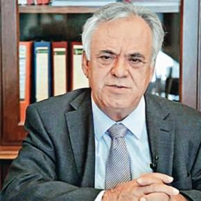 Συνάντηση Δραγασάκη με τον πρέσβη τηςΤουρκίας
