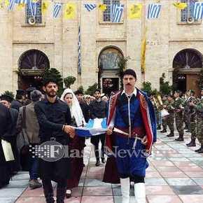 Με Λαμπρότητα ο Εορτασμός για την 103η Επέτειο από την Ένωση της Κρήτης με την Ελλάδα.(Video)